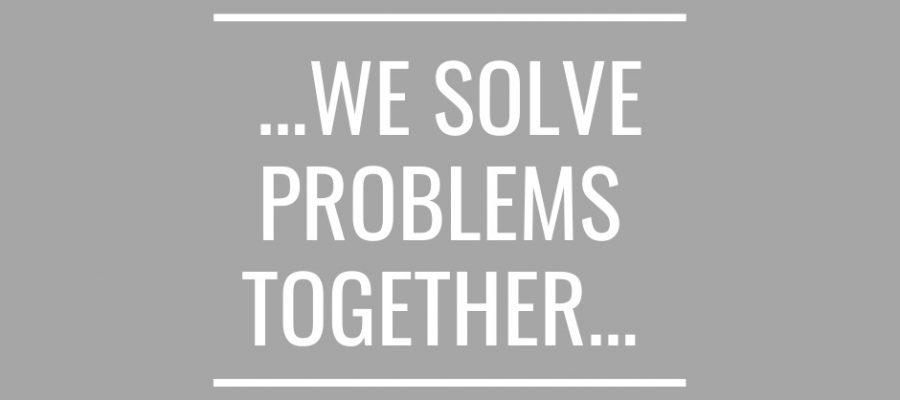 We solve problems together (002)