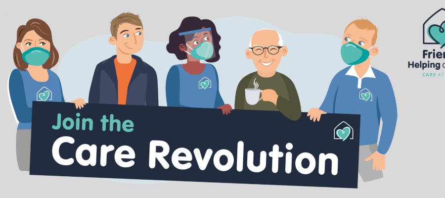 Care Revolution Cover